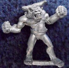 1986 Chaos Beastman Minotaur C25 Bellough Citadel Warhammer Army Beasts Beastmen