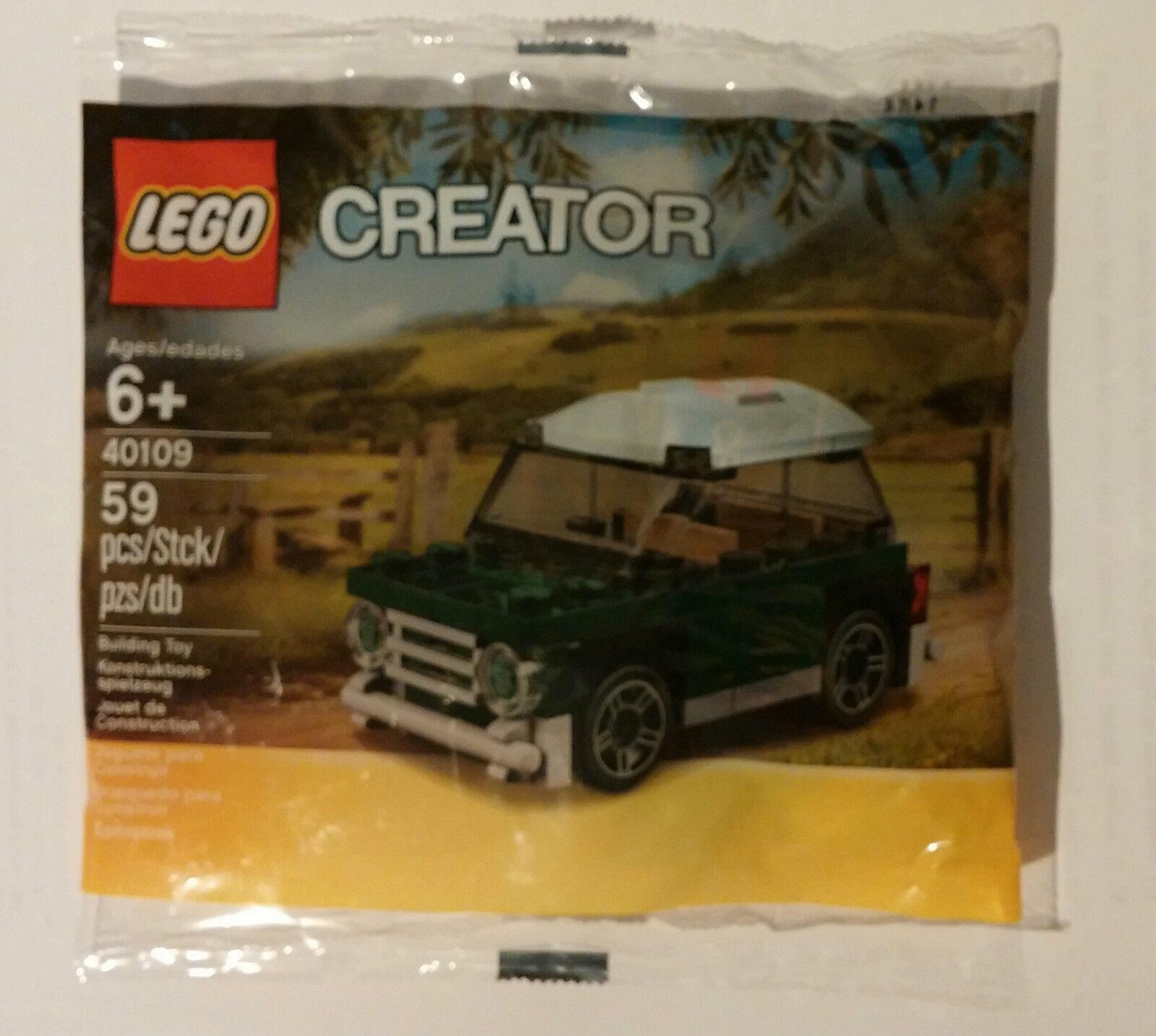 Lego ® Creator 40109 Mini Cooper mini-modelo Exclusive, nuevo & & & OVP polybag 2e7696