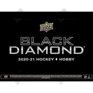 NHL 2020-2021 Black Diamond Hobby Box Random Team Break #1