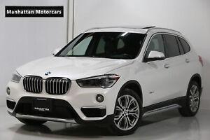 2016 BMW X1 xDrive28i PREMIUM  CAMERA PANOROOF HID PHONE 75KM