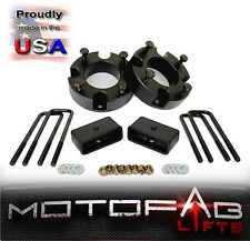 """2.5"""" Front and 2"""" Rear Leveling lift kit for 2007-2017 Toyota Tundra MADE IN USA"""