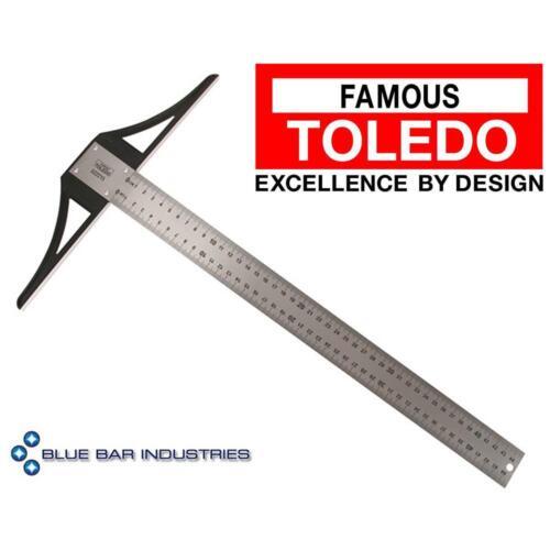 Toledo T-Square 450mm Famous TOLEDO Brand Qaulity Trade Tools