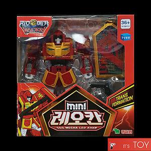 Geo-Mecha-Beast-Guardian-MINI-LEO-KHAN-01-Red-Lion-Transformer-Robot-Young-Toys
