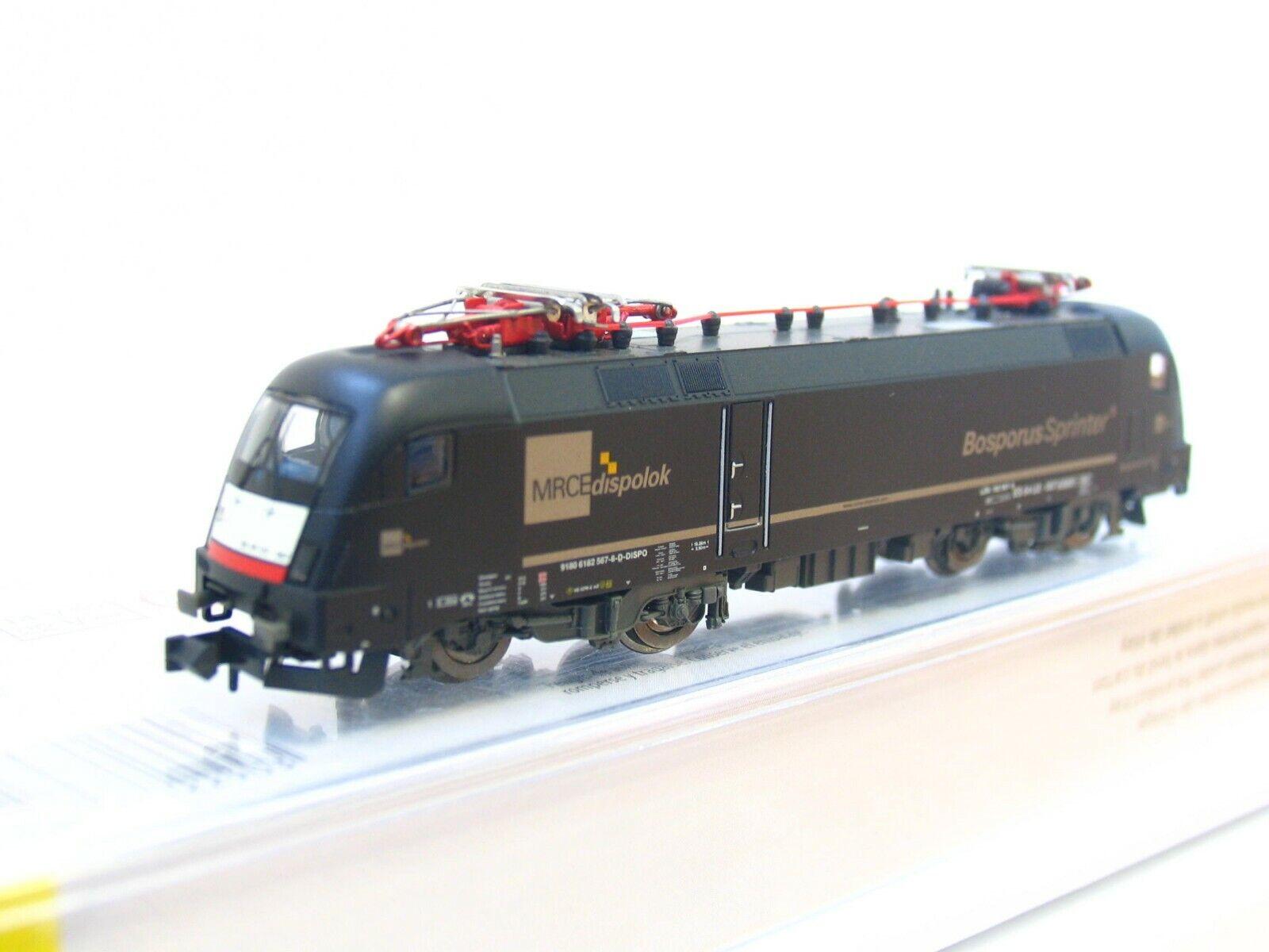 Minitrix N 12290 E-LOK BR ES 64 U2 Bosphorus Sprinter MRCE DSS OVP (LN1169)