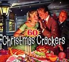 60 Christmas Crackers by Various Artists (CD, Oct-2010, 3 Discs, Big 3)