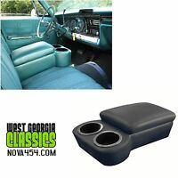 1950 - 1990 Chevy & Gmc Truck Center Console Bench Seat