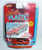 Johnny Lightning Classic Plastic '70 Mercury Cyclone Spoiler Unused 2008