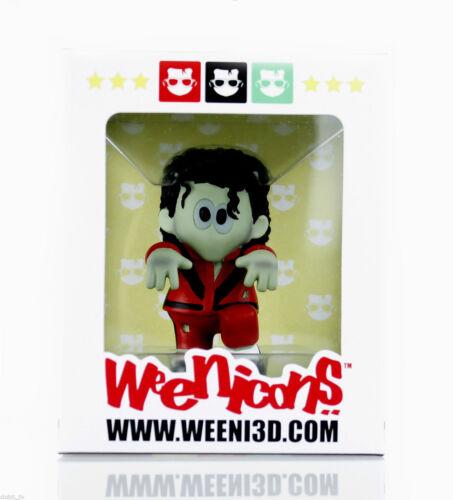 Weenicon Michael Jackson Zombie Thriller da Collezione Figura Giocattolo