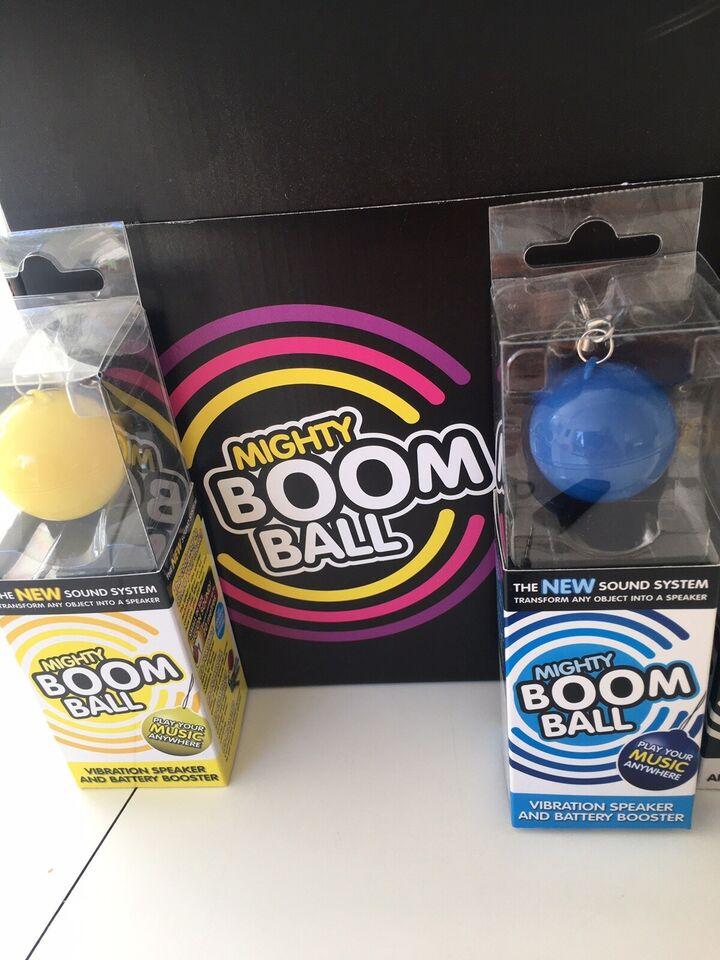 Højttaler, Andet mærke, MIGHTY BOOM. BALL