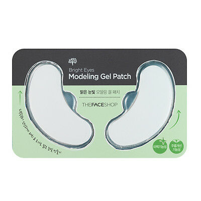 [The FACE Shop] Face Modeling Patch Bright Eyes