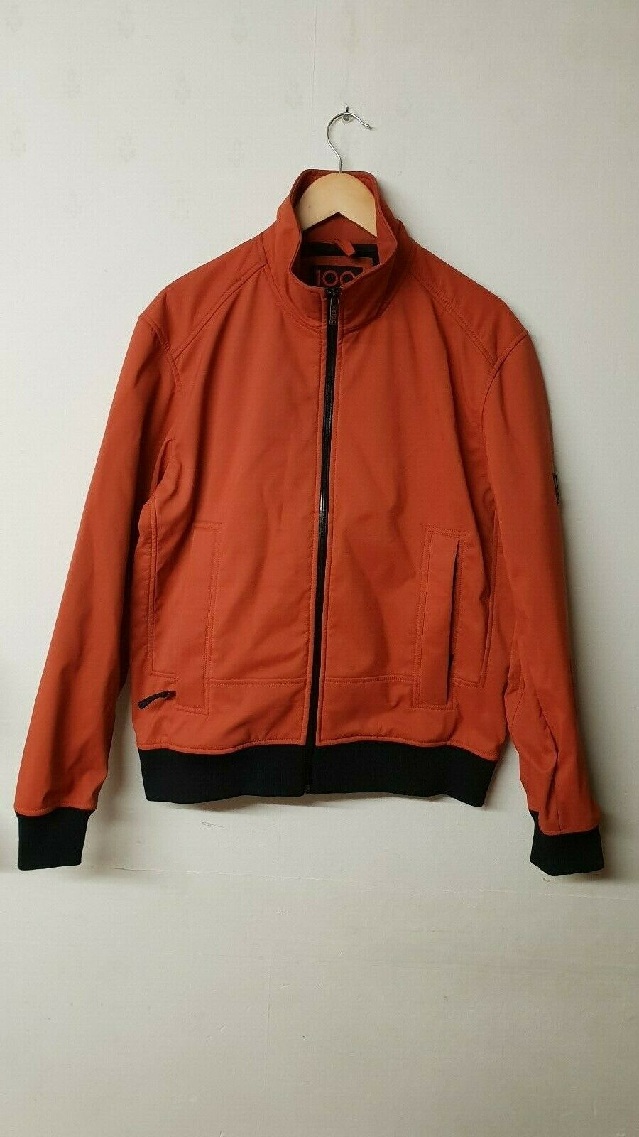 Karrimor 100 womens K100-15-SS01 COAT orange SIZE XL RRP