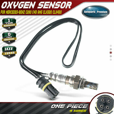 Oxygen Sensor for Mercedes Benz C280 C43 AMG CLK320 CLK430 98-00 Upstream Right