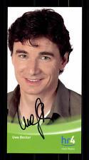 Uwe Becker Autogrammkarte Original Signiert # BC 77127