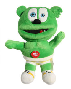 Gummibar-The-Gummy-Bear-8-5-034-Singing-Plush-Toy