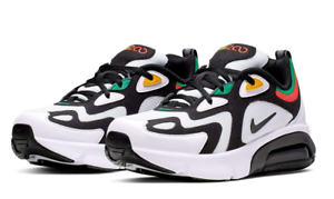 Kid-039-s-NIKE-AT5627-100-AIR-MAX-200-Grade-School-Athletic-Shoes-Sneakers-SIZE-5Y