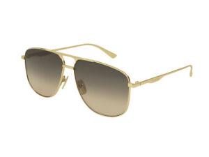 Occhiali-da-Sole-GUCCI-GG0336S-oro-marrone-gradient-001