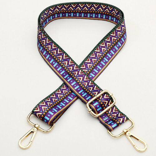 Women Shoulder Bag Strap Handbag Wallet Purse Belt Adjustable Handle Replacement