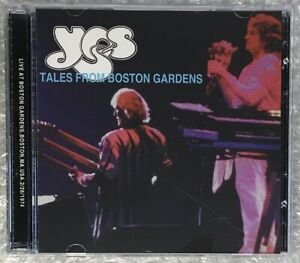YES-TALES-FROM-BOSTON-GARDENS-CD-THE-REVEALING-SCIENCE-OF-GOD-PROGRESSIVE-ROCK