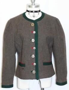 de laine d'hiver 8 allemand costume de 741587275992 des brunes Veste femmes habillée 10 M TnXqwYx1U