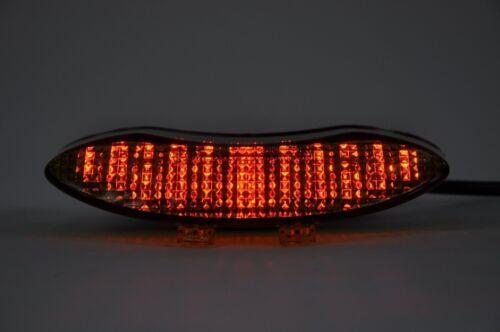 Brake Tail Light LED Smoke Integrated Turn Signal TRIUMPH 2008-2010 Speed Triple