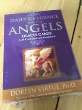 Daily Guidance from your Angels Oracle Cards - CARDS & BOOKLET SET HEALING T
