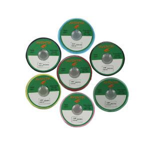 3pcsXAventik-Fishing-LineTippet-Premium-Copolymer-High-Strength-Tippet-100ft