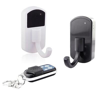 5.0MP Clothes Hook Motion Detection DV Spy Video Camera Hidden DVR Cam + Remote