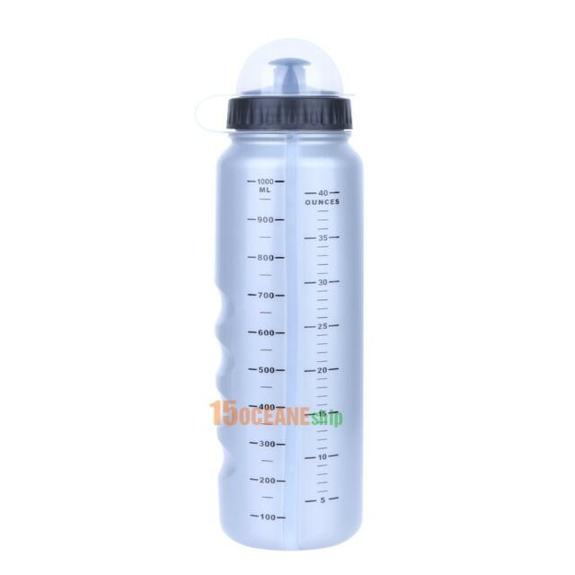 Bicycle Bottle With Dust Cover For Water Portable Plastic Cycling Water Bottles