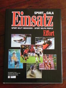 Sport Gala 2002 Einsatz (OSB Olympische Sport Bibliothek) - Altlandsberg, Deutschland - Sport Gala 2002 Einsatz (OSB Olympische Sport Bibliothek) - Altlandsberg, Deutschland