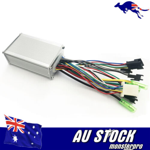36V 350W Electric Bike Bicycle Scooter Brushless Motor Speed Controller AU