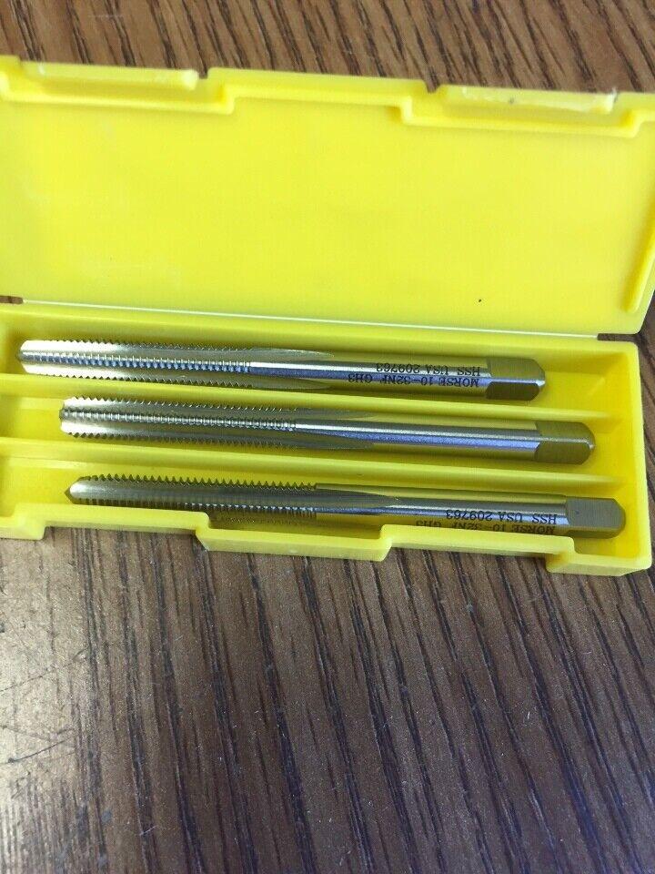 OSG Bottoming Spiral Flute Tap 3//4-16 H5 4FL V-HSS TiCN 0139908