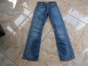 H4692-Levis-512-Bootcut-Jeans-W29-L32-Mittelblau-Sehr-gut