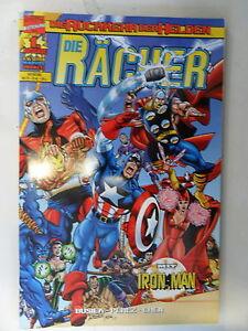1 X Bande Dessinée Marvel-les Vengeur Nº 1 Année (2000) état 1-afficher Le Titre D'origine