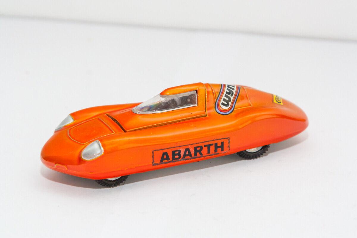Gama Mini Mod Fiat Abarth Record Ref 0096 No Solido, No Poligiocattoli, No Dinky giocattoli