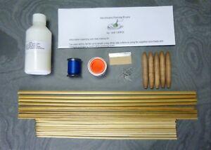 DIY fishing float making kit (BASIC) - perfect present for any angler