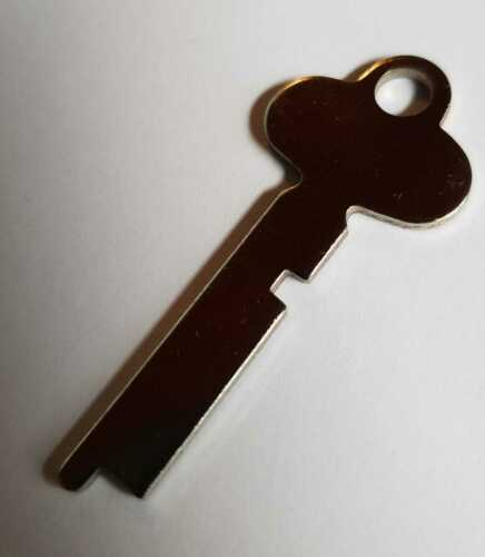 3030//010 Flachschlüssel gestanzt Geldkasettenschlüssel Silca Art