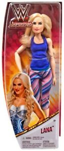 WWE-Superstars-Lana-Bambola-28cm-Doll-Wrestling-Mattel