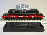 Lionel Santa Fe Atsf Coal Dump Car Operating Train O Gauge Mine 6-25942 Cd