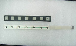 NEW FANUC 7 key MEMBRANE Keypad  A98L-0001-0629 cable