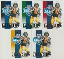 (x97) 2016 Score Draft JARED GOFF Rookie Card lot/set BLACK Green Gold Red White