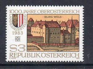 AUSTRIA-MNH-1983-SG1960-MILLENARY-OF-UPPER-AUSTRIA-EXN