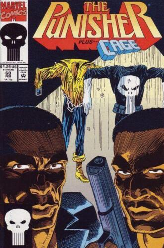 COMIC 1992-9.4 PUNISHER # 60