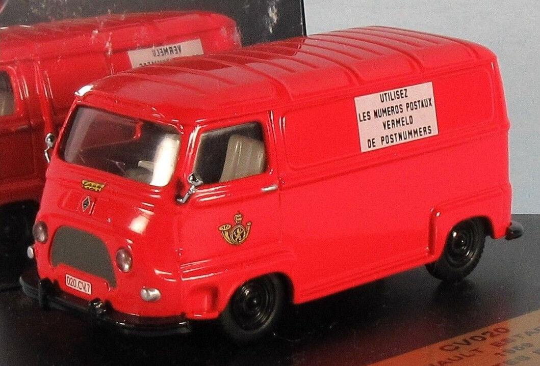 VITESSE CITY 1959 Renault Estafette PB (Red) 1 43 Scale Diecast Model NEW, RARE