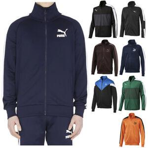 Puma Men's Zip Up Stadium Track Training Jacket