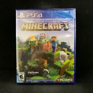 Minecraft-Starter-Pack-Collection-PlayStation-4-PS4-BRAND-NEW