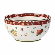 Villeroy & and Boch Christmas WINTER BAKERY DELIGHT individual bowl 0.5L NEW NWL