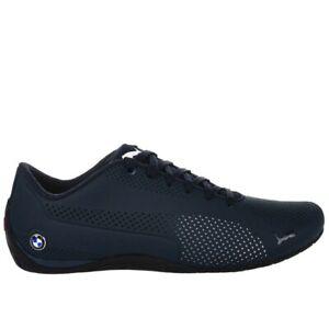 5d59b51bf95 Puma Bmw MS Drift Cat 5 Ultra 30588201 navy blue halfshoes | eBay