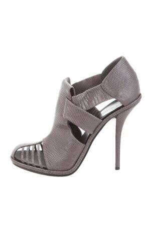 gris en Escarpins Balenciagataille 10 cuir dBCxeo