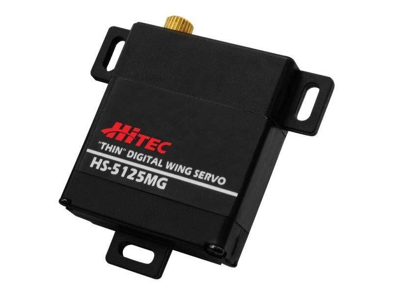 HITEC hs-5125mg Digital  flächenservo - 113125  sconto prezzo basso