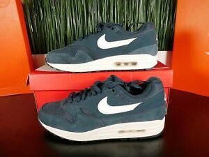 NIKE AIR MAX 1 PRM Mens Running Shoes BlueWhite AH8145 401